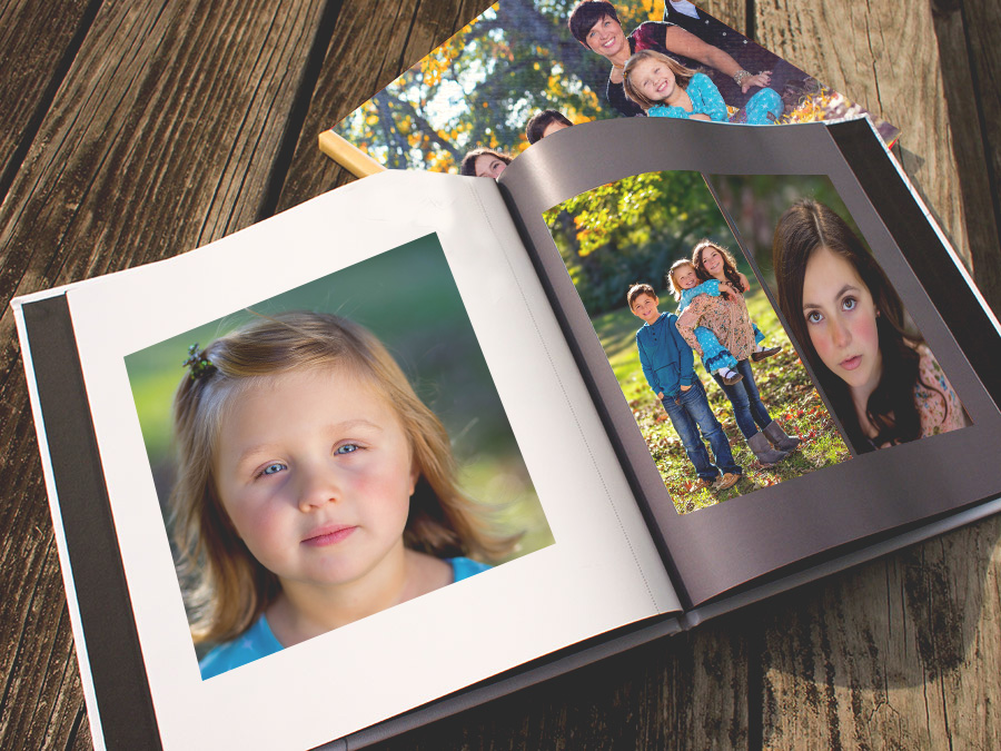 Canvas Photo Book