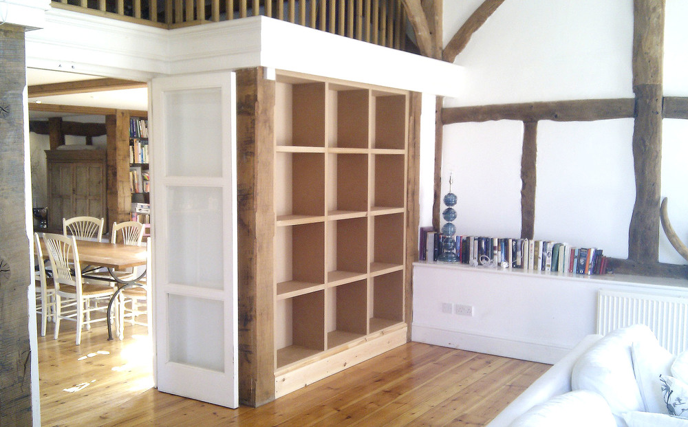 shelving before painting rogue designs.jpg