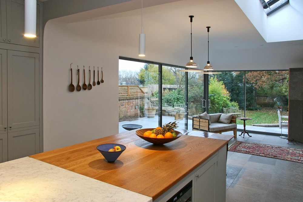Rogue designs interior designers oxford news and recent for House extension interior designs
