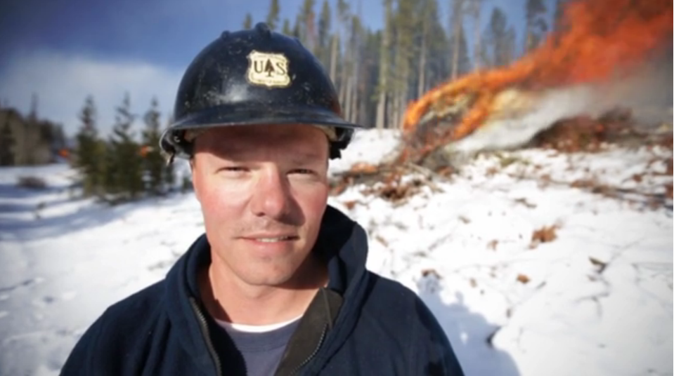 VOICES of the U.S. FOREST SERVICE