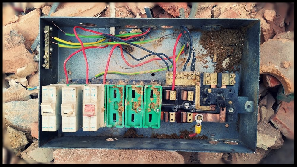 Consumer Units Fitted And Tested To The Electrical Regulations And