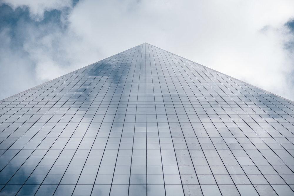 One World Trade Centre, WTC, Lower Manhattan
