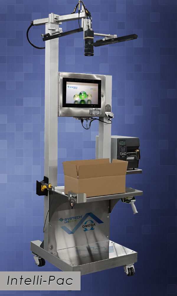 Intelli-Pac - Manual Serialized Case Packing Station