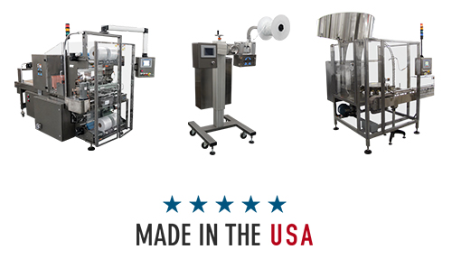 Packaging Machinery Made in the USA
