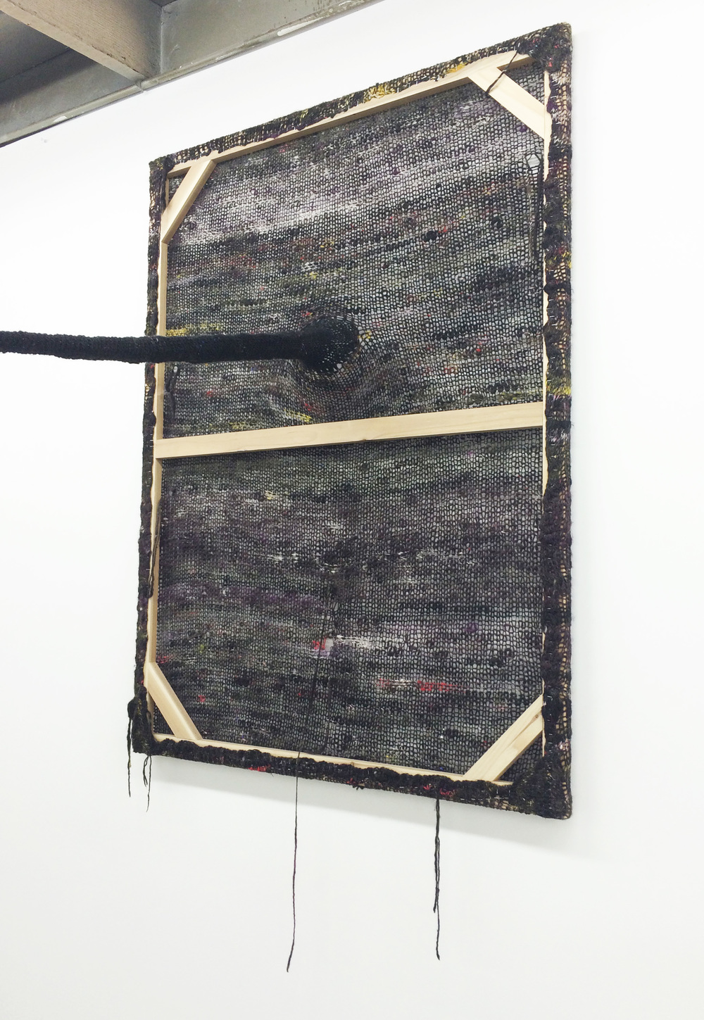 Channing Hansen, Augueries of Science, 2015 (right side)
