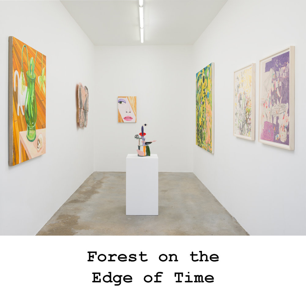 Forest on the Edge of Time