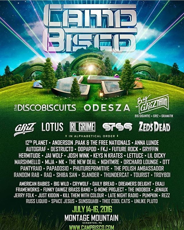 Very happy to announce our return to @campbisco @ montage mountain in Scranton, PA.  Mike, Joe, and original drummer Quinn all grew up in Scranton, so this is a homecoming in a few ways. See you in NEPA! 🔲🔳🔉🔊🎼🎼🎉#music #livemusic #campbisco #indobox10