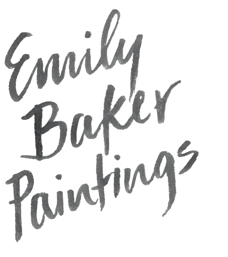 Emily Baker Paintings