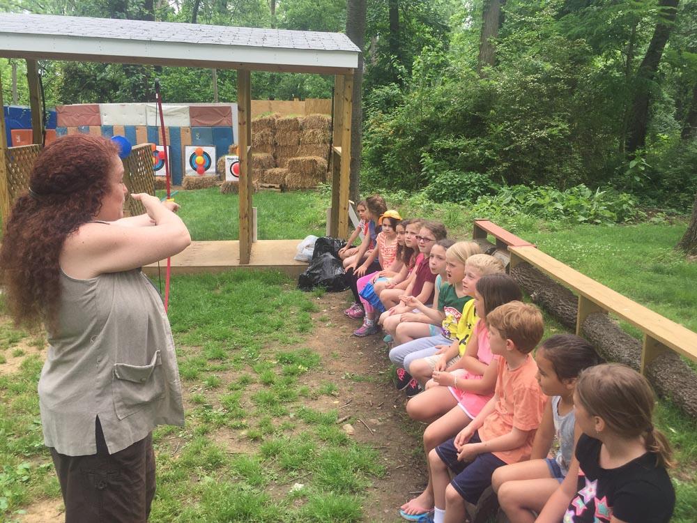 Archery Parties!