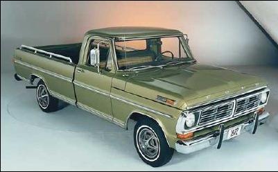 1972 Ford Explorer