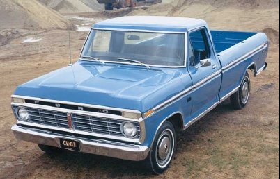 1973 Ford F Series