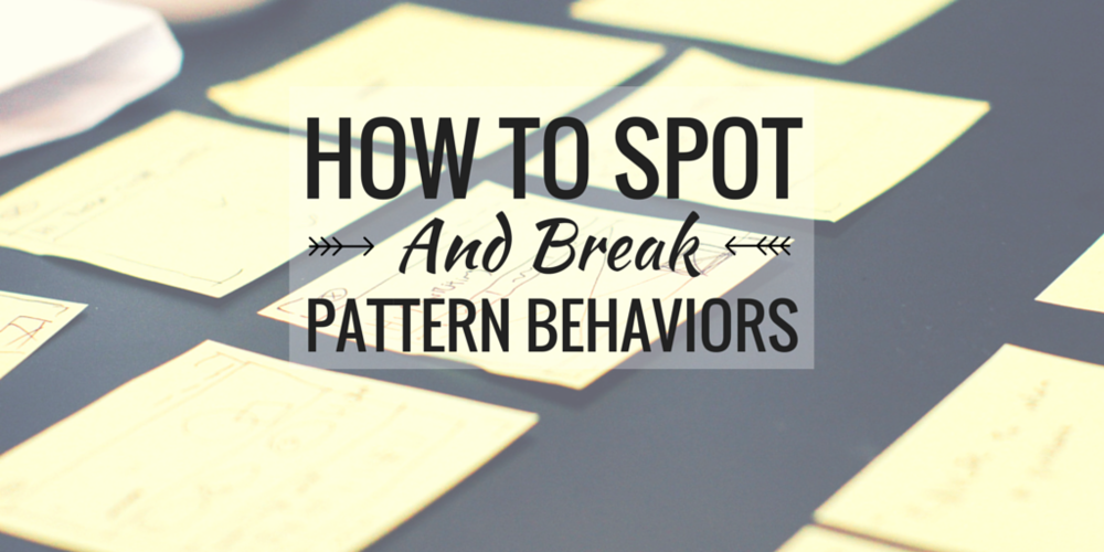 pattern behaviors