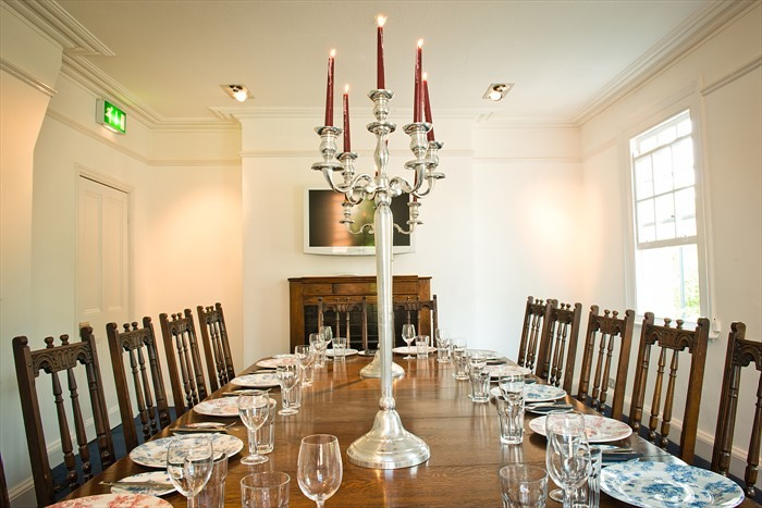 private dining leamington spa