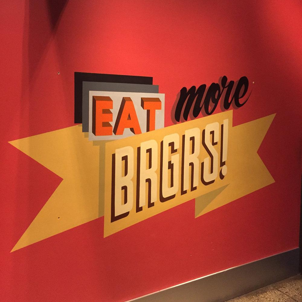 Eat More BRGRS