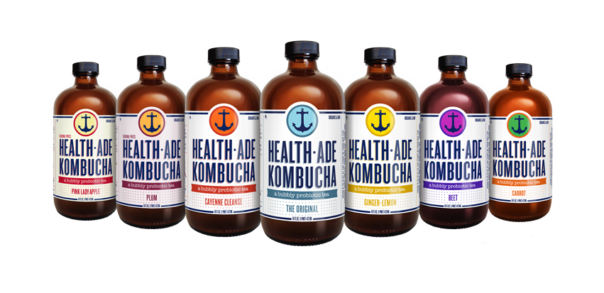 Health-Ade Kombucha on Madeline Nutrition