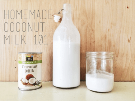 Madeline Nutrition — Homemade Coconut Milk 101
