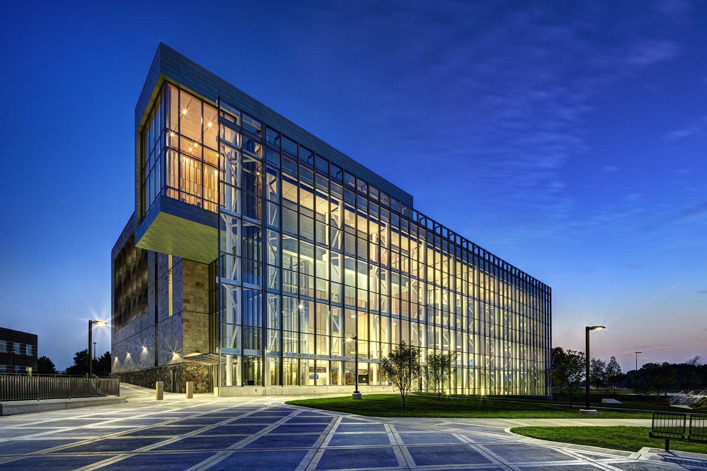 Gvsu Campus Map 2016.Mary Idema Pew Library At Gvsu Architectural Tour West Michigan