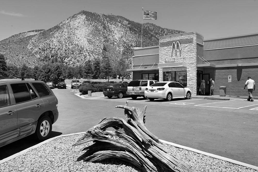 McDonald's, Flagstaff, AZ
