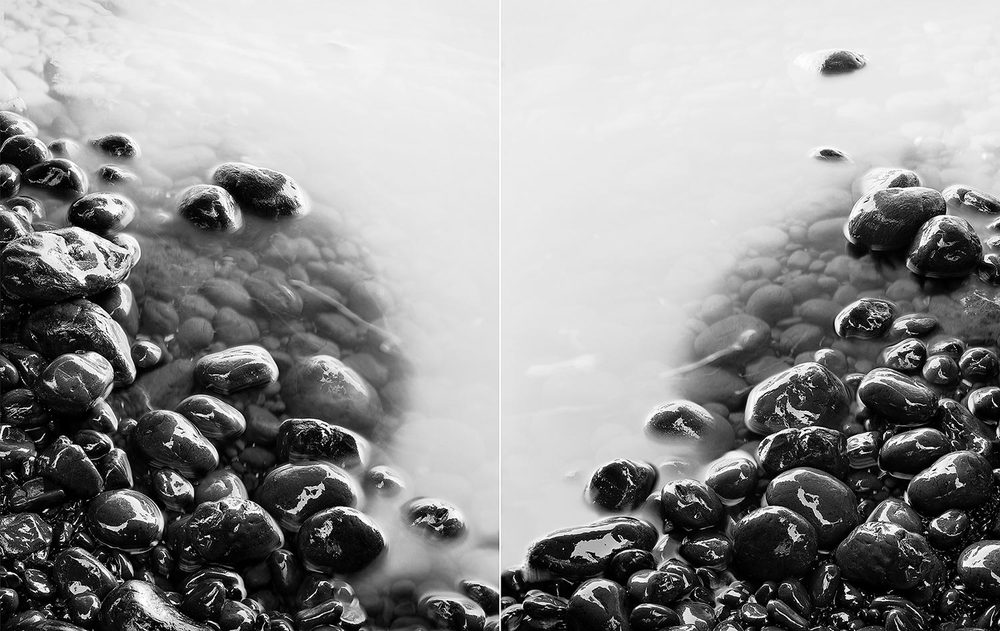 Cobbles Diptych