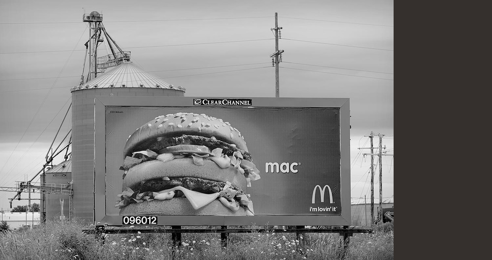 McDonald's Billboard, Norton, KS