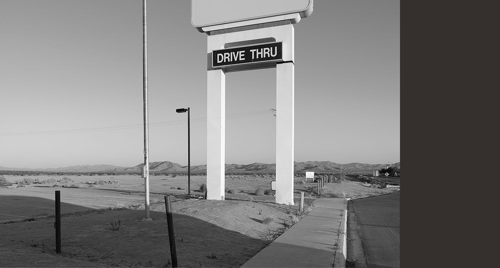 Drive Thru, Barstow, CA