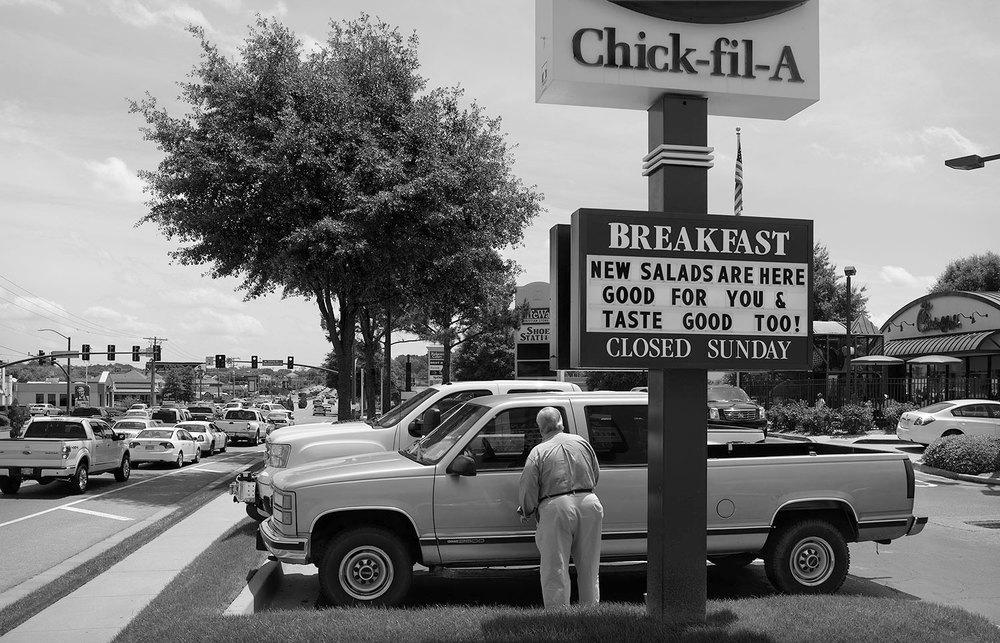 Chick-fil-A, Jackson, MS