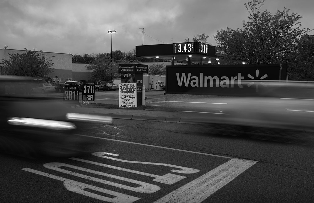 Walmart Access Road Franklin Ky