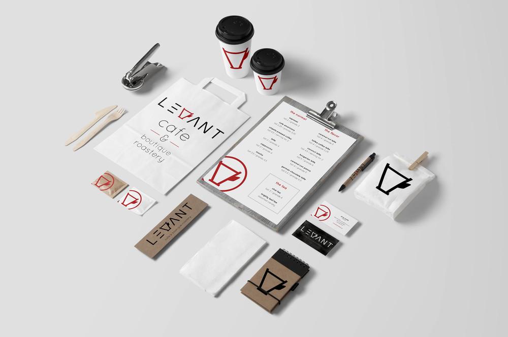 levant branding