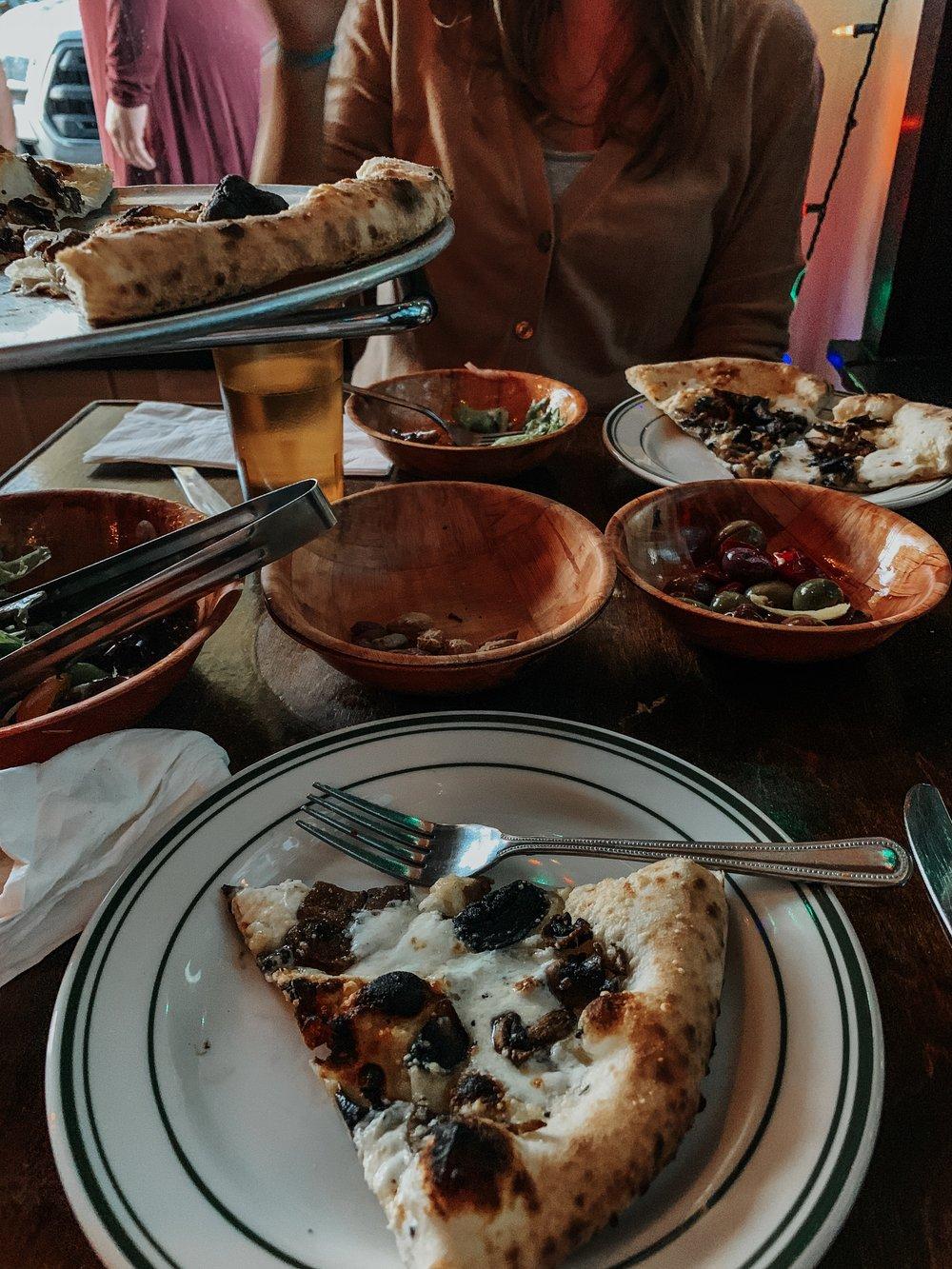Pizza Bruno- Hourglass District