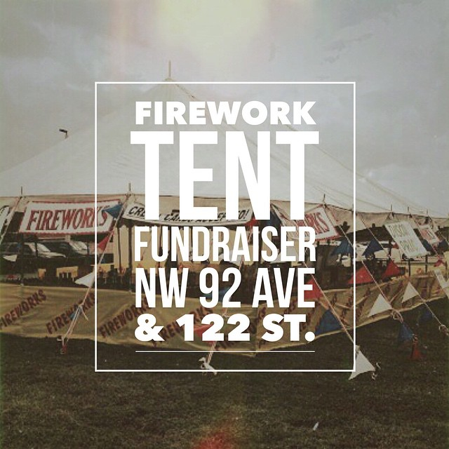 We are at it again!!! The fireworks tent opens tomorrow! Come out and by fireworks to support Relevant Missions or volunteer the 30th-July 4th from 10am-10pm. Email us at missions@relevantchurchmiami.com or just show up! @relevantmia #relevantmia #relevantmissions