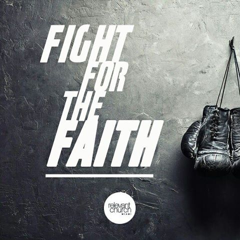 "Join us this Sunday as we begin a new series based on the book of Jude. ""Fight for the Faith""  #relevantmia #relevantchurchmiami #jesus #newseries #fight #faith #fightforthefaith #bible #church #miami #hialeah"