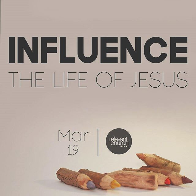 Join us this Sunday as we begin a New Series. The Life of Jesus!  See you all at 10:00 am  #relevantmia #relevantchurchmiami #jesus #church #miami #hialeah #newseries #influence #thelifeofjesus