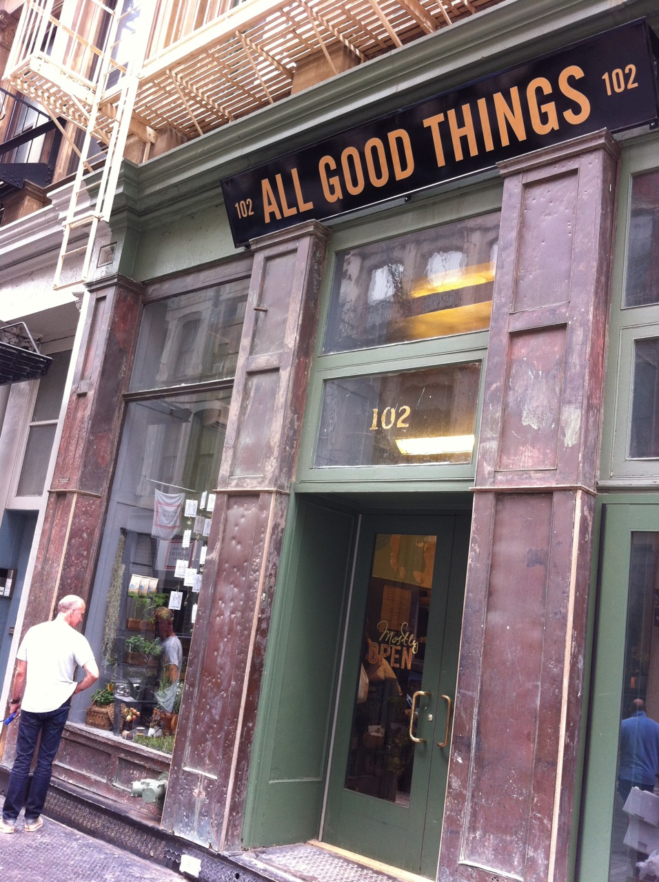 All Good Things.  - Cheese Notes