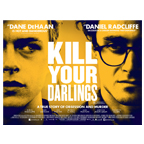 Kill Your Darlings film - Cut Up exhibition