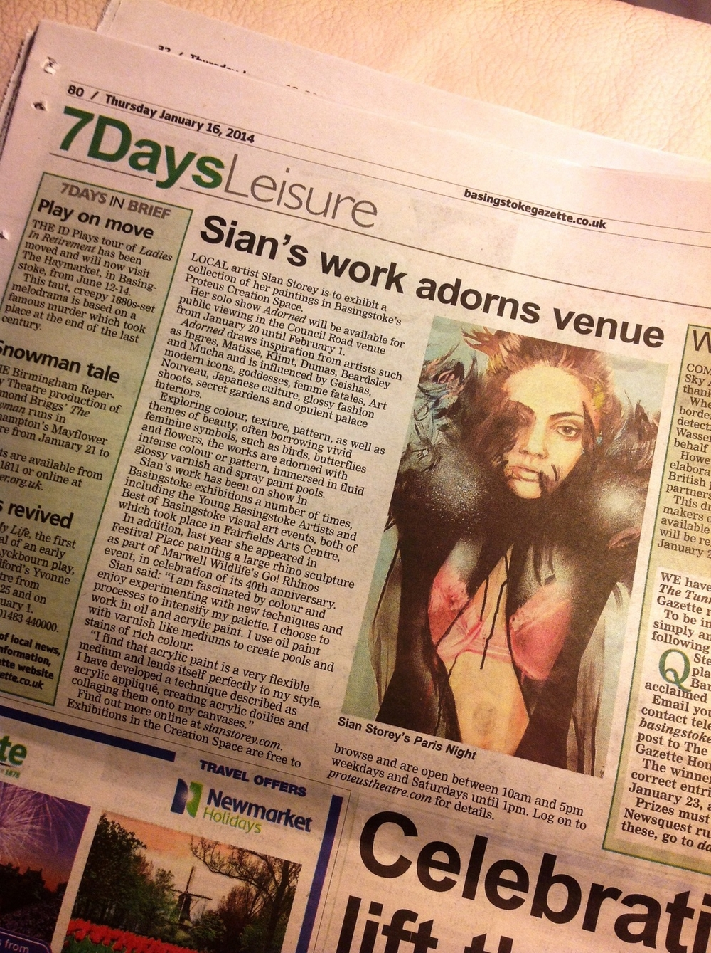 Basingstoke Gazette