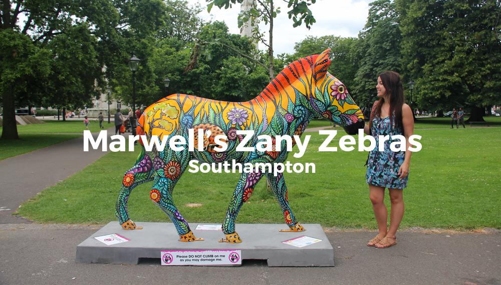 Marwell's Zany Zebras, Southampton