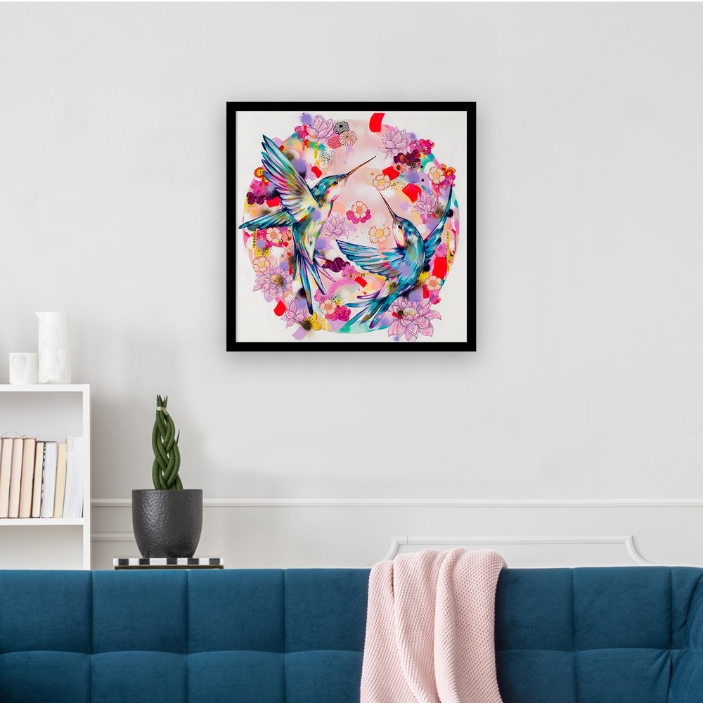 Introducing A new COLLECTION OF stunning prints - Oozing contemporary style and grace, Sian Storey's new Gallery Print collection consists of 6 deluxe prints, available unframed or framed.These are some of Sian Storey's most celebrated recent artworks.