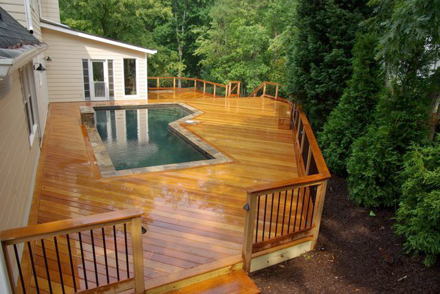 Decks/Arbors/Porches