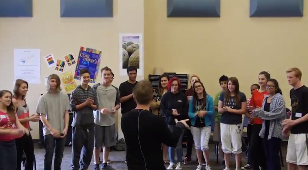 Rancho Mirage High School Choir