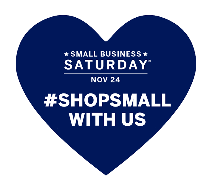 washpaw small business saturday 2018