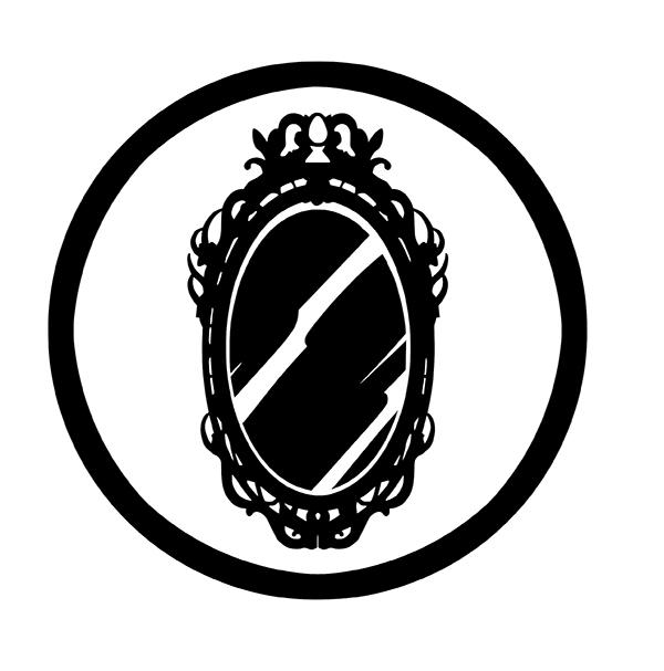 Image gallery miroir logo for Miroir paris restaurant