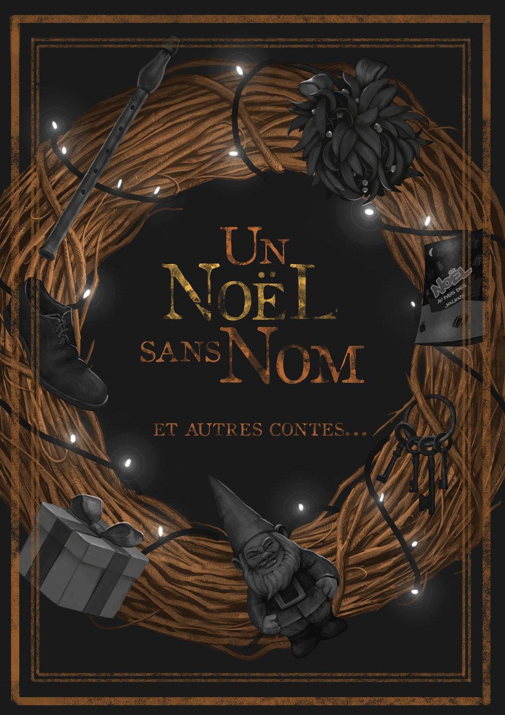 Un Noël sans Nom, et autres contes Recueil de nouvelles, par les auteurs HSN