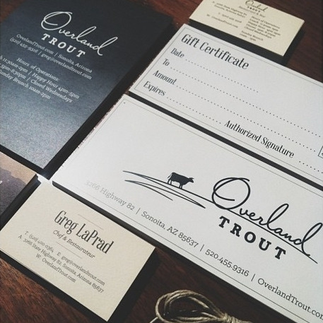 Good things to come. @overlandtrout #designeyecandy #openingsoon #lovemyjob #stationery