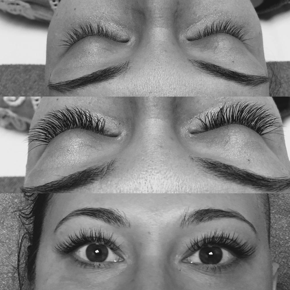 Eyelash Extensions by Daylily Spa Salon