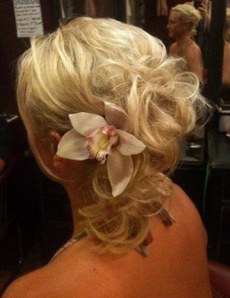 Wedding Day Hair by Mantra Salon & Spa