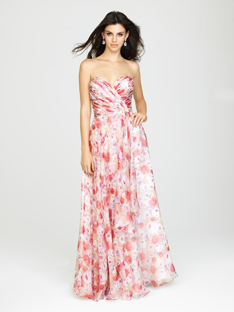 Bridesmaid Dress from Carrie Johnson Bridal