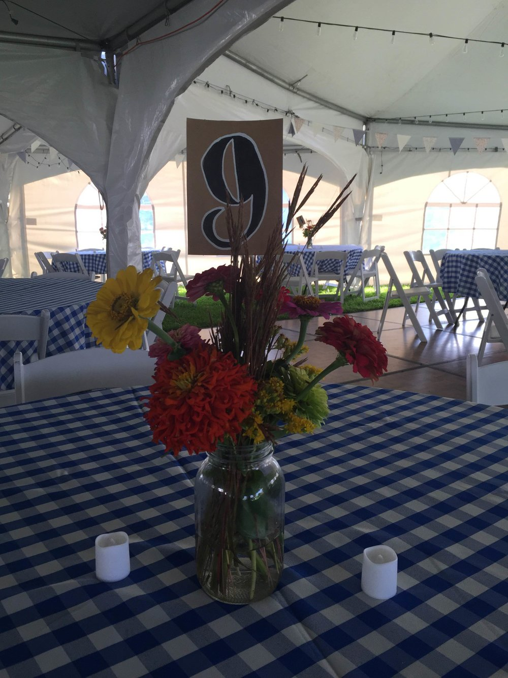 Rustic Décor by Events by Kelly and Chandra