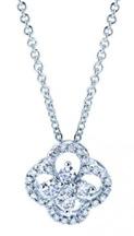 Gabriel NY Diamond Pendant from D.J. Bitzan Jewelers.