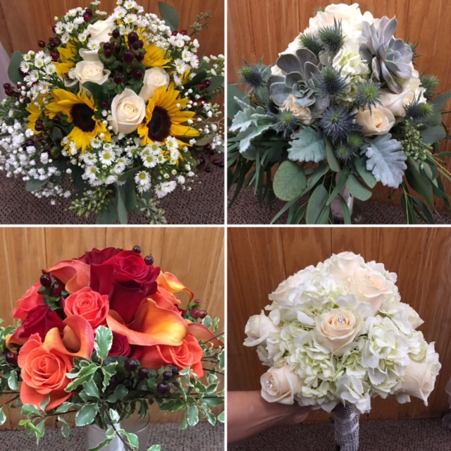 Wedding Bouquets by Wedding & Tuxedo Connection