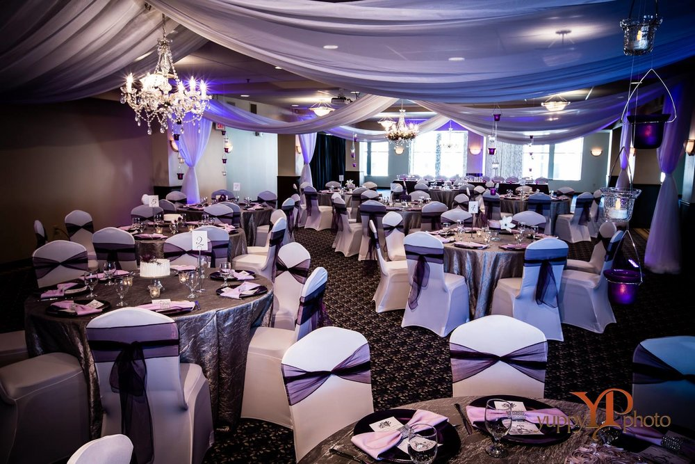 Wedding Reception at 912 Regency Plaza